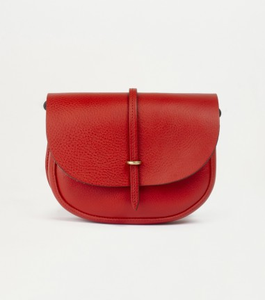 Red Postman bag Java