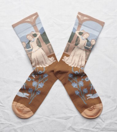 Princess sky socks