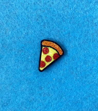 Pizza pin's
