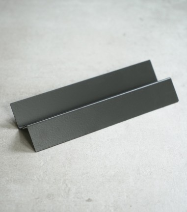 Black pencil holder Infini