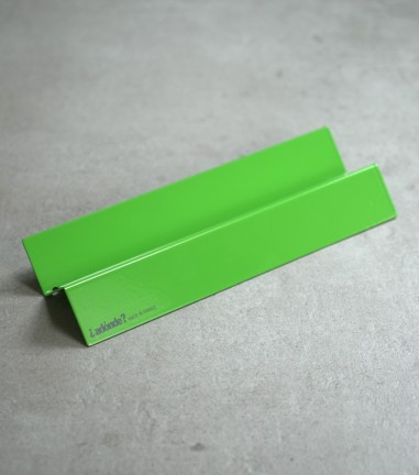 Green pencil holder Infini
