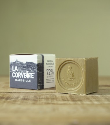 Olive marseille soap 200g box