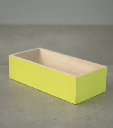 Yellow Brick pencil box